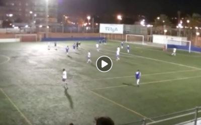 > Golazo de Albert Guiteras y 3 puntos para el Juvenil A!