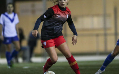 > Nerea Romero, repite en la 2ª Fase del Campeonato de España.