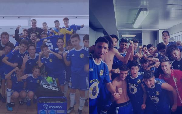 Partidos importantes 7 & 8 Marzo - CE Sant Gabriel - Infantil B y Cadete C
