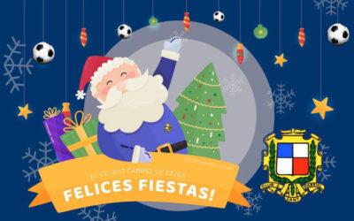 > ¡Fiesta de Papa Noel!