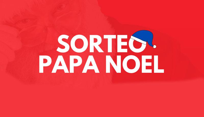 > Sorteo Papa Noel