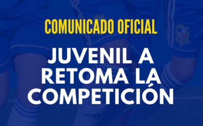> Juvenil A retoma la competición oficial el 27-28 de Febrero