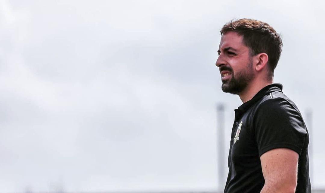 > Gonza: «Estoy eternamente agradecido a todas las oportunidades que me ha ofrecido el club»